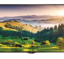 Monitores LG XS y XE para aplicaciones de digital signage en entornos de retail