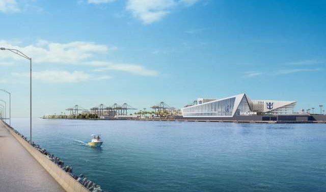La Corona de Miami, la terminal de cruceros de los 100 millones