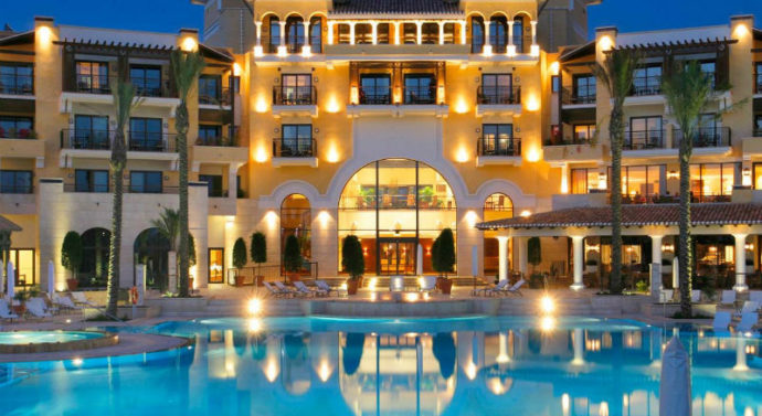 Treixas, un hotel para rejuvenecer