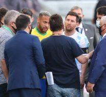 Brasil vs Argentina Suspendido Hasta Nuevo Aviso